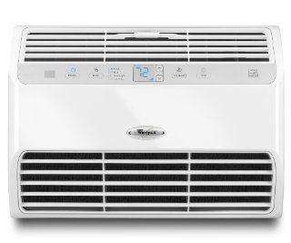 Whirlpool 12, 000 BTU Energy Star Room Air Conditioner, White, W5WCE128YW   Split Air Conditioner