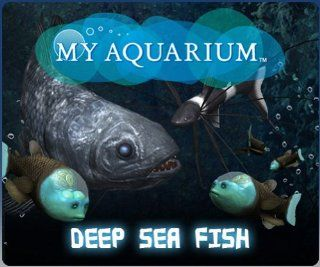 My Aquarium   Deep sea Fish Set [Online Game Code]: Video Games