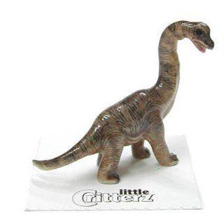 "Little Critterz ""Elmer"" Brachiosaurus   Collectible Figurines"