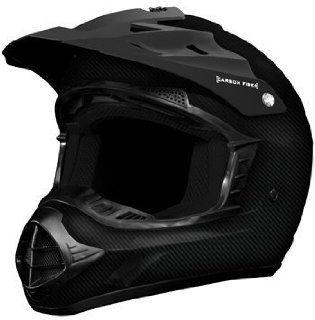 509 CARBON FIBER C2 Helmet   MATTE BLACK (XL, Matte Black) Automotive