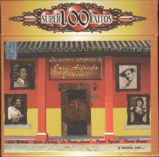100 Super Exitos Los mejores interpretes de Jose Alfredo Jimenez Music