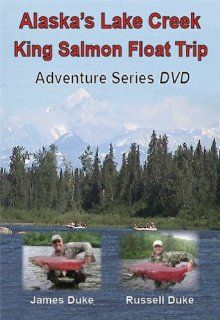 "Alaska Fishing: DVD & Ultimate Guide! Lake Creek King Salmon Float Trip: DUKE OUTDOORS, exciting white water, abundant wildlife, and unbelievable king salmon fishing.  ""As Real As It Gets"". Lake Creek is one of the most popular south central"