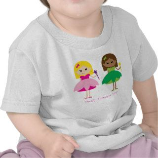 Pretty Princess BFF (Best Friends Forever) T Shirt