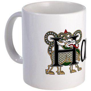 Hackett Celtic Dragon Mug   Standard Kitchen & Dining