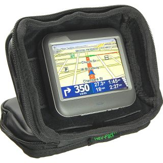 Bracketron UFM 300 BX Weighted Dash Mount/Carrying Case for GPS Units (34898)