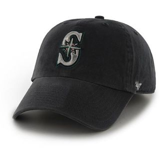 47 BRAND Mens Seattle Mariners Franchise Home Color Fitted Cap   Size: Medium,