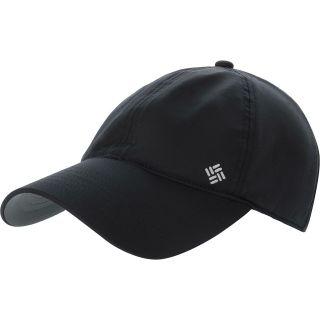 COLUMBIA Mens Coolhead Ball Cap III, Black