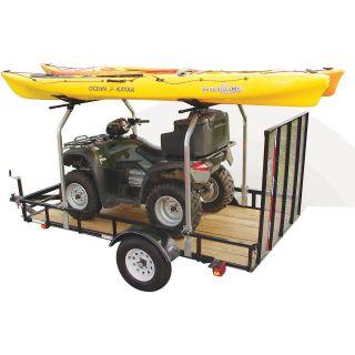 enclosed utility trailer plans