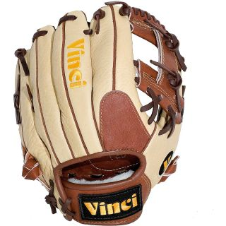 Vinci Middle Infielder Baseball Glove Model JV20 11.5 inch with I Web   Size: