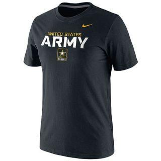 NIKE Mens United States Army Logo Cotton Short Sleeve T Shirt   Size Medium,