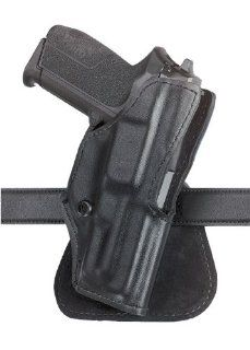 Safariland 5181 283 61 Open Top Paddle Holster for Glock 19, Right Hand, Plain Black  Gun Holsters  Sports & Outdoors