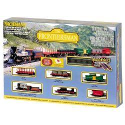 Bachmann N Scale Frontiersman Train Set Bachmann Trains