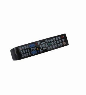 Universal Replacement Remote Control Fit For Samsung LN40D550K1FXZA LN40D551K8FXZC LN40D550K1FXZAHN02 PLASMA LCD LED HDTV TV Electronics