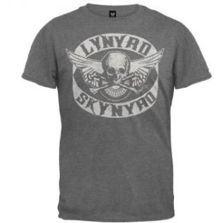 Lynyrd Skynyrd Biker Patch T shirt: Clothing