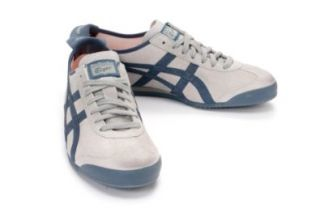 Asics Onitsuka Tiger Mexico 66 Casual Shoes SOFT GREY TH3V3L 1056 (26 CM  Euro 41.5  US 8) Shoes