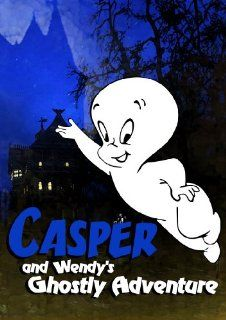 Casper & Wendy's Ghostly Adventures (DVD) ~ 14 Cartoon Episodes Starring Casper The Friendly Ghost and Wendy The Witch Movies & TV