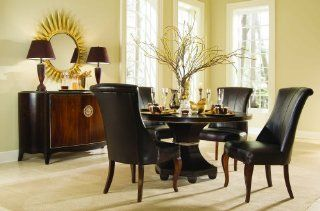 Bob Mackie Home Signature Dining Table   American Drew 591 701R   Dining Room Furniture Sets