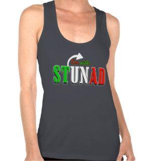 Funny Italian Design And Arrow For Dark Background Tshirt