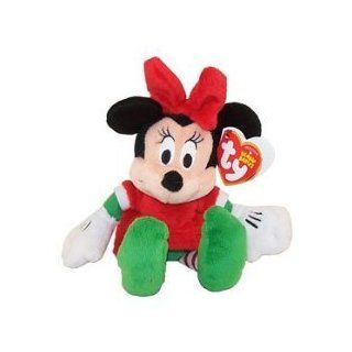 Ty Beanie Baby Disney Christmas Holiday (Minnie) (Walgreens Exclusives)   Toys ... c7099fd81424