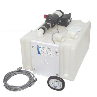 Jabsco 38110 0092 Marine Waste Holding Tank and Pump Management System (12 Volt, 16 Amp) : Boat Plumbing Items : Sports & Outdoors