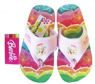 Pink Sport Style Barbie Sandals (Size 13/1)   Barbie Kids Sandals Toys & Games