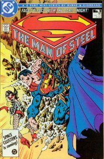 Man of Steel, No. 3 John Byrne Books