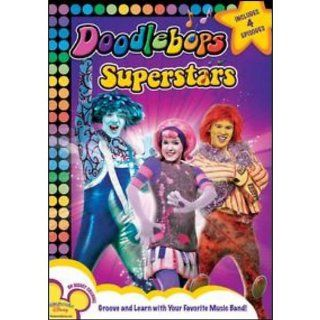 Doodlebops: Superstars Dol: Toys & Games