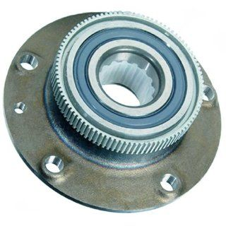 513094 Axle Bearing & Hub Assembly for BMW 524TD,528E,533I,535I,633CSI,635CSI,M3,M6, Front Non  Driven with ABS Automotive