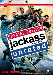 Jackass   The Movie (Unrated Special Collector's Edition): Johnny Knoxville, Bam Margera, Chris Pontius, Steve O, Ryan Dunn, Jason 'Wee Man' Acu�a, Preston Lacy, Dave England, Ehren McGhehey, Brandon Dicamillo, April Margera, Phil Margera, Jeff