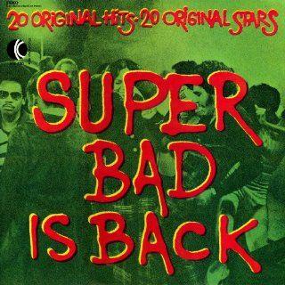 K Tel Presents Superbad Is Back Music