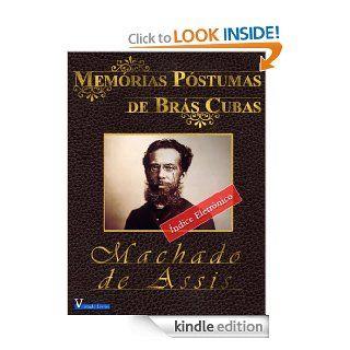 Mem�rias P�stumas de Br�s Cubas (Obra Machado de Assis) (Portuguese Edition) eBook Machado de Assis Kindle Store