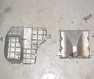 1979 Kawasaki KZ 650 B Engine Oil Pan Automotive