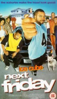 Next Friday [VHS] Ice Cube, Mike Epps, Justin Pierce, John Witherspoon, Don 'D.C.' Curry, Jacob Vargas, Lobo Sebastian, Rolando Molina, Lisa Rodr�guez, Tommy 'Tiny' Lister, Kym Whitley, Amy Hill, Steve Carr, Claire Rudnick Polstein, Dougla