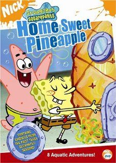 Spongebob Squarepants   Home Sweet Pineapple: Tom Kenny, Rodger Bumpass, Bill Fagerbakke, Clancy Brown, Dee Bradley Baker, Mr. Lawrence, Sirena Irwin, Carolyn Lawrence, Jill Talley, Mary Jo Catlett, Lori Alan, Mark Fite, Stephen Hillenburg: Movies & TV