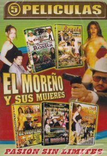 LA VENGANZA DE ROSITA/ROSITA/EL MORENO/EL MORENO 2/LA FUGA DEL MORENO:5PACK: Movies & TV