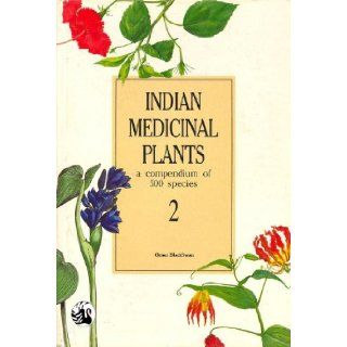 Indian Medicinal Plants 2 Orient Longman 9788125002468 Books
