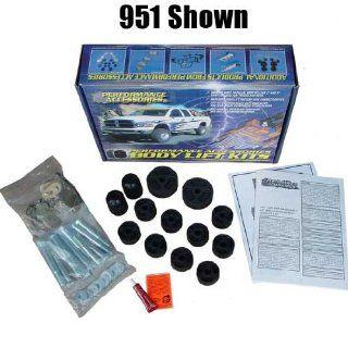 "Performance  Accessories  682  2"" Body Lift Kit  Dodge  Dakota  2Wd  97 99: Automotive"