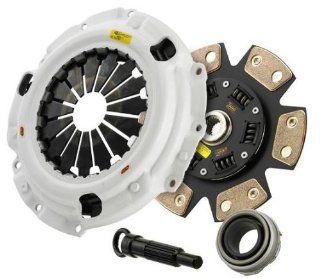 Clutch Masters 07 08 Subaru Legacy GT 2.5L 5Sp 4WD FX400 Clutch Kit 6 Puck w/Aluminum Fly Automotive