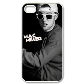 Iphone 4 4s Case Cover With Super Rap Star Mac Miller Best iphone case show 1y579: Cell Phones & Accessories