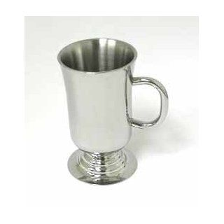 Double Wall Stainless Steel Irish Coffee Mug Kitchen & Dining
