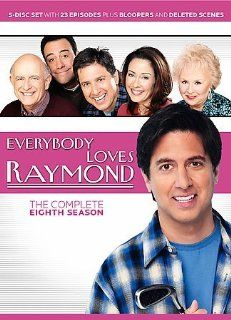 EVERYBODY LOVES RAYMOND COMPLETE 8TH SEASON (DVD/5 DISC/WS) Video Games