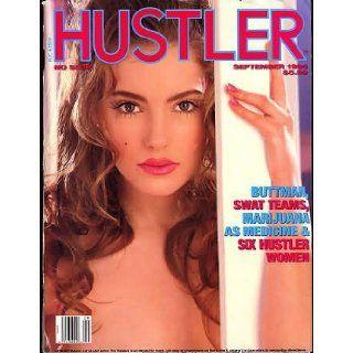 Hustler Magazine   September 1994 Hustler Magazine, Larry Flynt Books