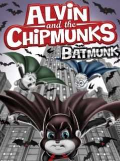 Alvin and the Chipmunks: Batmunk: Ross Bagdasarian, Janice Karman, Bruce Morris, William J. Thutt:  Instant Video