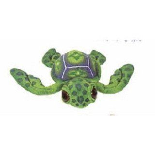 """Big Eyed Green Sea Turtle 17"""" by Fiesta Toys & Games"""