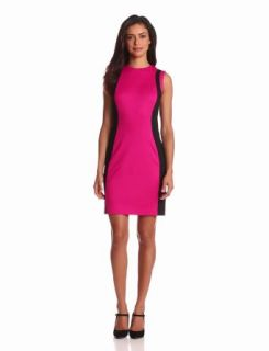 Cynthia Steffe Women's Charlotte Colorblock Dress at  Women�s Clothing store: