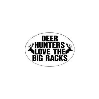 Knockout 688 'Deer Hunters love the Big Racks' Hitch Cover: Automotive