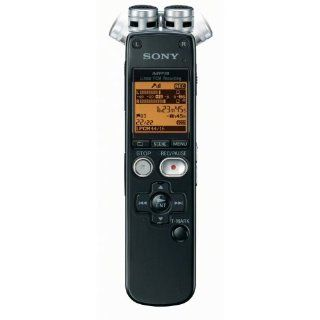 Sony ICD SX712D 2GB Digital Voice Recorder   Black   SONICDSX712D