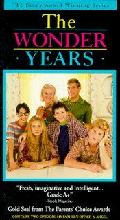 The Wonder Years: Volume 2 [VHS]: Dan Lauria, Fred Savage, Alley Mills, Olivia D'Abo, Danica McKellar, Jason Hervey, Josh Saviano, Daniel Stern, Art Wolfe: Movies & TV