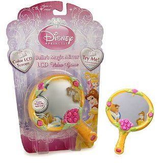 Disney Princess Belle's Magic Mirror LCD Video Game Toys & Games