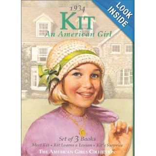 The American Girls Kit Boxed Set Valerie Tripp 9781584851981 Books